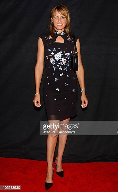 Arianne Zuker during 2nd Annual Evening with the Stars to Benefit The Desi Geestman Foundation at Ivar in Hollywood California United States