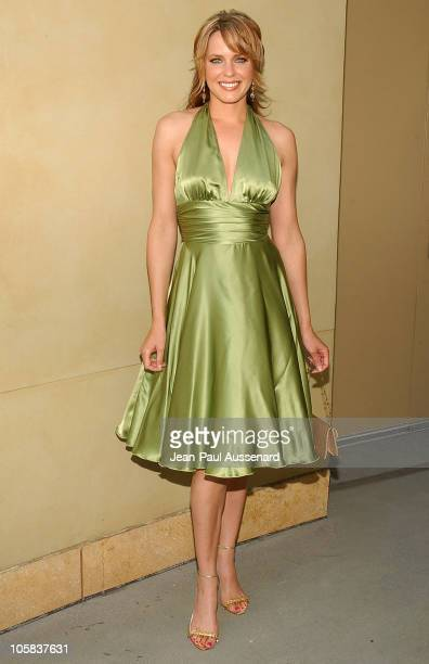 Arianne Zuker during 32nd Annual Daytime Emmy Creative Arts Awards Arrivals at Grand Ballroom at Hollywood and Highland in Hollywood California...