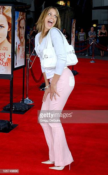 Arianne Zuker during 'Just Like Heaven' Los Angeles Premiere Arrivals at Grauman's Chinese Theatre in Hollywood California United States