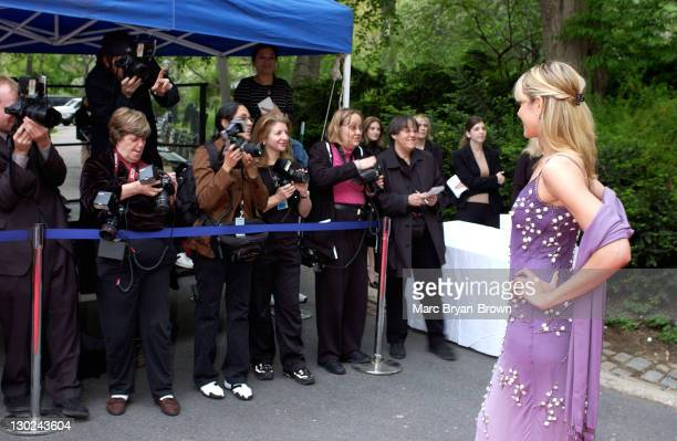 Arianne Zuker during NYC Mayor Bloomberg Hosts Reception for 30th Annual Daytime Emmy Awards at Gracie Mansion in New York City New York United States