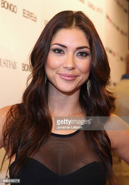 Arianny Celeste attends Star Magazine Hollywood Rocks 2014 at SupperClub Los Angeles on April 23 2014 in Los Angeles California