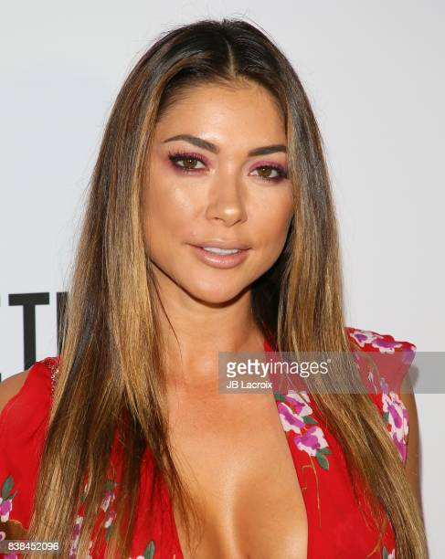 Arianny Celeste attends the TINGS 'Secret Party' launch party held at Nightingale on August 23 2017 in West Hollywood California