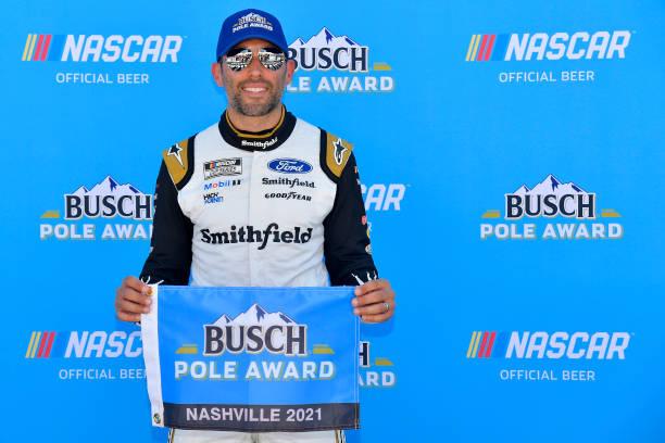TN: NASCAR Cup Series Ally 400 - Qualifying
