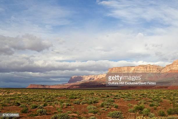 Arid landscape of the Grand Canyon, Arizona, USA
