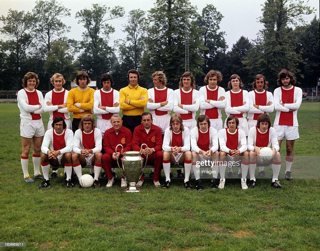 Dutch Eredivisie - Ajax Amsterdam : News Photo