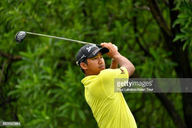 Arie Irawan of Malaysia pictured during the proam ahead of the 2017 Thailand Open at the Thai Country Club on May 16 2017 in Bangkok Thailand