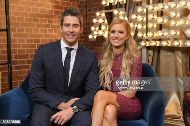 AMERICA Arie Luyendyk Jr chose Lauren Burnham on the season finale of 'The Bachelor' The new couple appeared on 'Good Morning America' Wednesday...