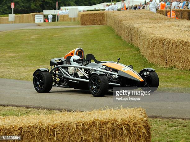 Ariel Atom at Goodwood Festival of Speed Artist Unknown