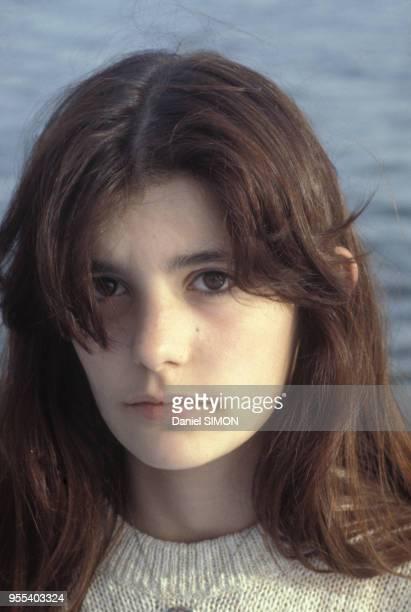 Ariel Besse au Festival de Cannes en mai 1981 France