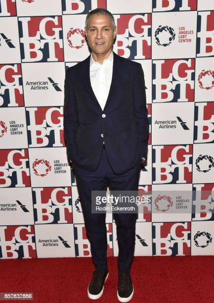 Ariel Emanuel attends Los Angeles LGBT Center's 48th Anniversary Gala Vanguard Awards at The Beverly Hilton Hotel on September 23 2017 in Beverly...