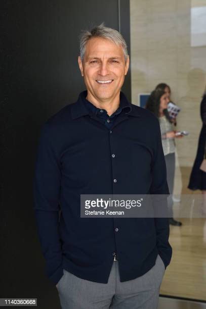 Ariel Emanuel attends The Hollywood Reporter's Empowerment In Entertainment Event 2019 at Milk Studios on April 30 2019 in Los Angeles California