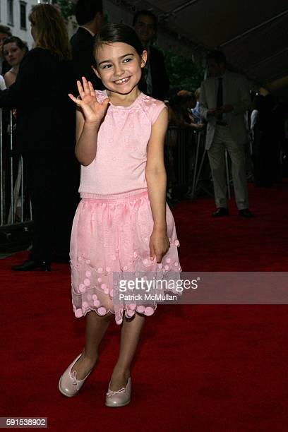 Ariel Gade attends World Premiere of Touchstone Picture's 'Dark Water' at Clearview Chelsea West Cinema on June 27 2005 in New York City