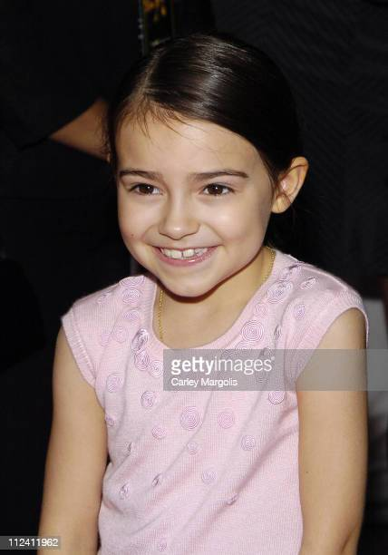 Ariel Gade during 'Dark Water' New York Premiere at Clearview Chelsea West Cinema in New York City New York United States