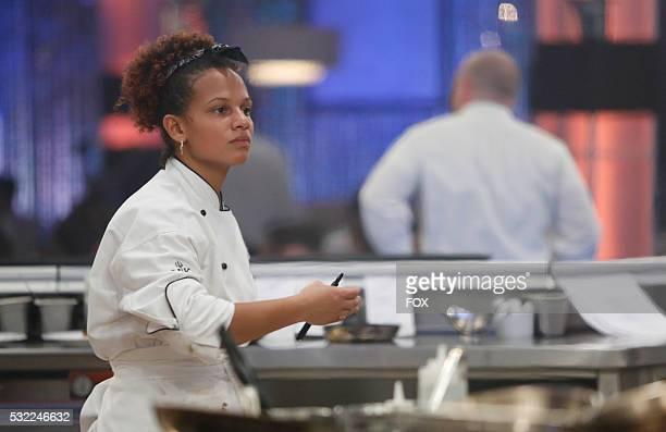 S Hells Kitchen Season Fifteen Stock Fotos Und Bilder Getty Images
