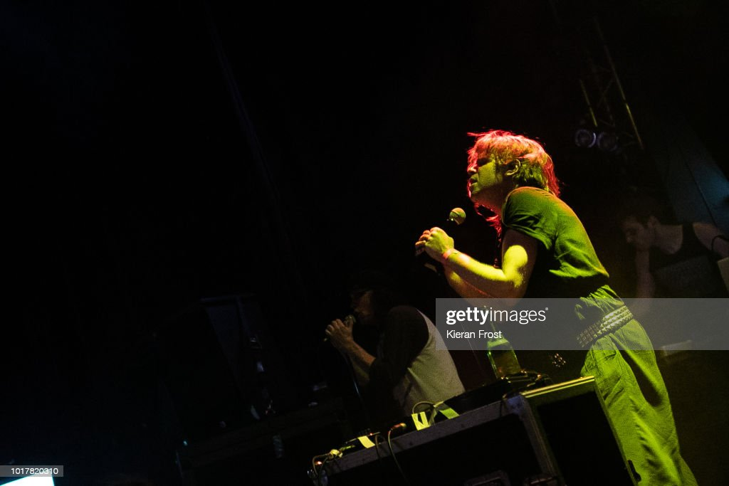 Ariel Pink Performs At The Button Factory, Dublin