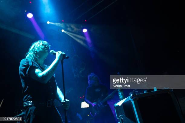 Ariel Marcus Rosenberg aka Ariel Pink performs at The Button Factory on August 16 2018 in Dublin Ireland