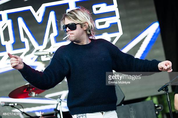Ariel Marcus Rosenberg aka Ariel Pink performs live at the 2015 TIME Festival at Fort York on August 15 2015 in Toronto Canada