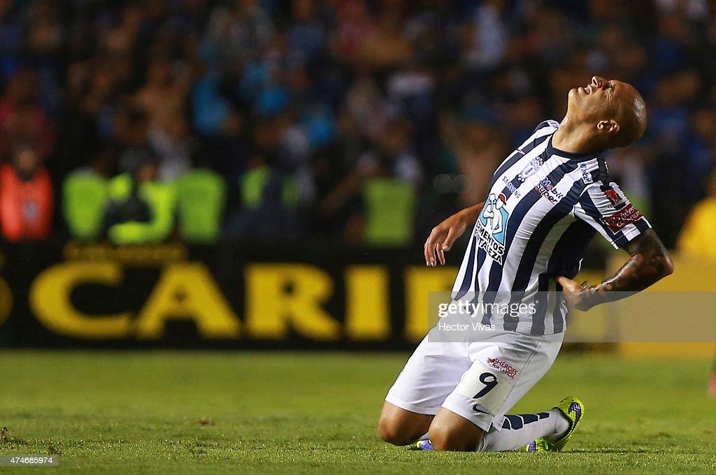 Queretaro v Pachuca - Playoffs Clausura 2015 Liga MX