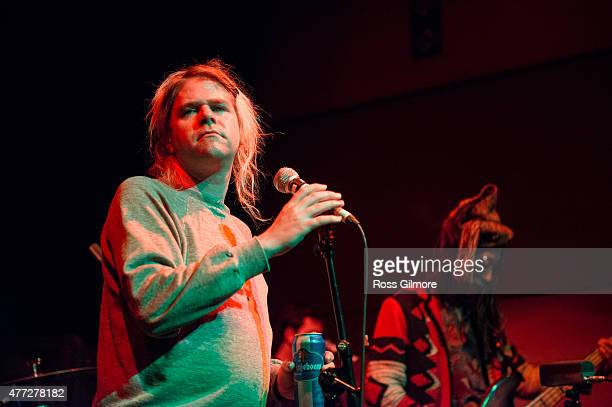Ariel Pink performs at Centre for Contemporary Arts on June 15 2015 in Glasgow United Kingdom
