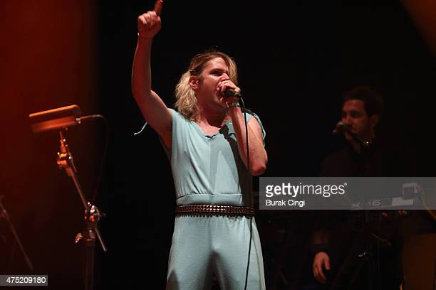 Ariel Pink performs at Primavera Sound Festival on May 29 2015 in Barcelona Spain