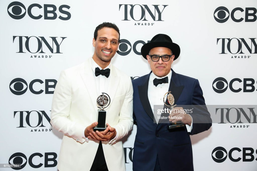 72nd Annual Tony Awards - Press Room