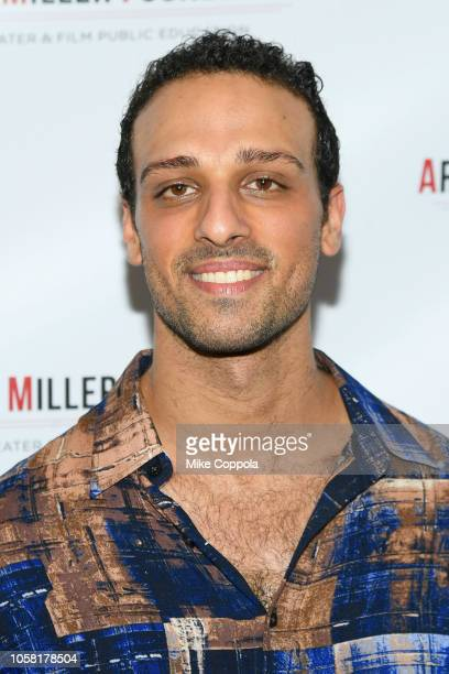 Ari'el Stachel attends the 2018 Arthur Miller Foundation Honors at City Winery on October 22 2018 in New York City
