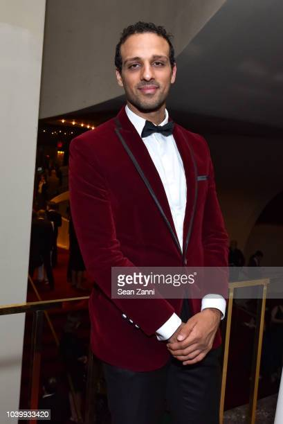 Ari'el Stachel attends The Metropolitan Opera Opening Night Gala SaintSaens' 'Samson et Dalila' at Lincoln Center on September 24 2018 in New York...