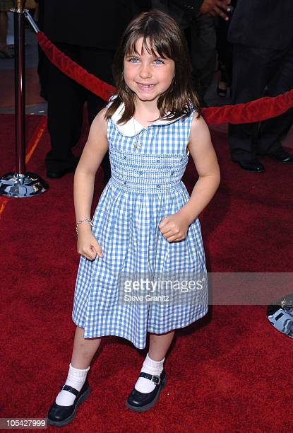 Ariel Waller during 'Cinderella Man' Los Angeles Premiere Arrivals at The Gibson Amphitheatre in Universal City California United States