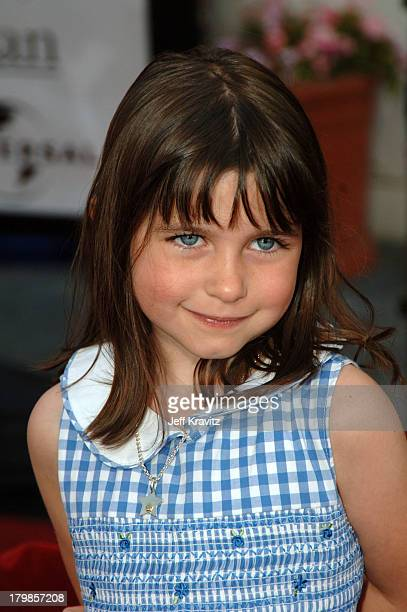 Ariel Waller during Cinderella Man Los Angeles Premiere at Gibsob Amphitheater in Universal City California United States