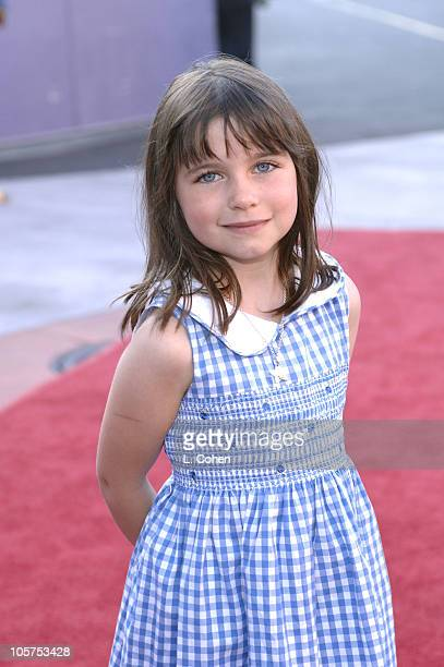 Ariel Waller during 'Cinderella Man' Los Angeles Premiere Red Carpet at Gibson Amphitheatre in Universal City California United States