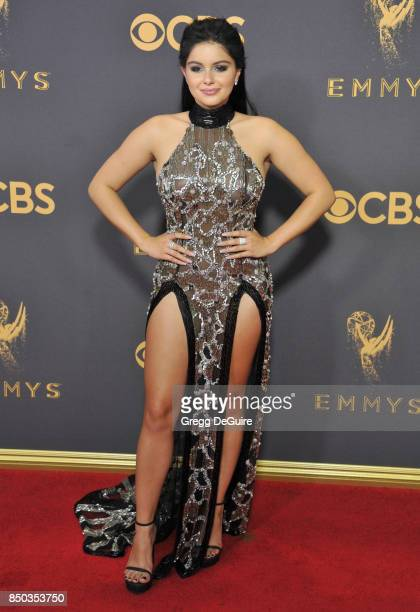 Ariel Winter arrives at the 69th Annual Primetime Emmy Awards at Microsoft Theater on September 17 2017 in Los Angeles California