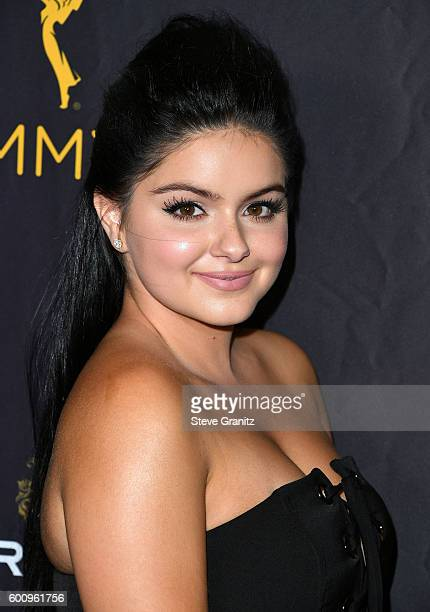 Ariel Winter arrives at the Television Academy Celebrates Nominees For Outstanding Casting at Montage Beverly Hills on September 8 2016 in Beverly...