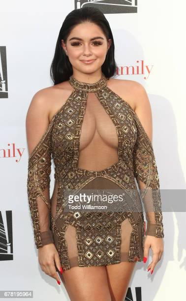 Ariel Winter attends ABC's 'Modern Family' ATAS Event at Saban Media Center on May 3 2017 in North Hollywood California