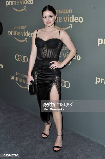 Ariel Winter attends Amazon Prime Video's Golden Glove Awards after party at The Beverly Hilton Hotel on January 06 2019 in Beverly Hills California