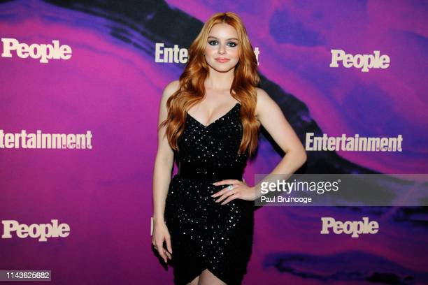 Ariel Winter attends Entertainment Weekly And People Celebrate The New York Upfronts at Union Park NYC on May 13 2019 in New York City