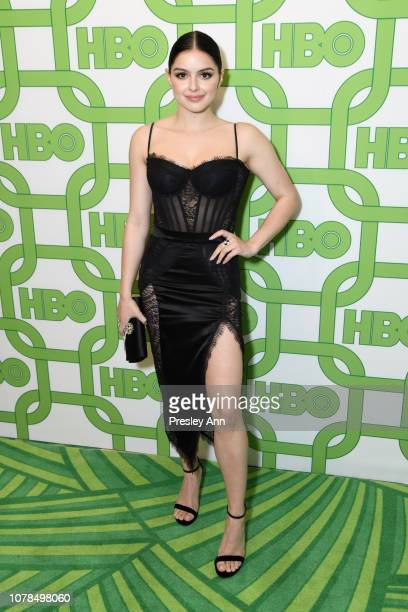 Ariel Winter attends HBO's Official Golden Globe Awards After Party at Circa 55 Restaurant on January 6 2019 in Los Angeles California