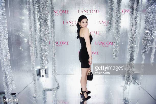 Ariel Winter attends Lancôme x Vogue Holiday Event at Delilah West Hollywood on November 29 2018 in West Hollywood California