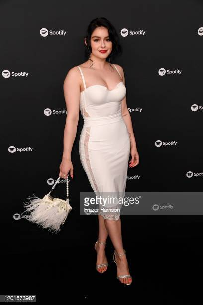 "Ariel Winter attends Spotify Hosts ""Best New Artist"" Party at The Lot Studios on January 23, 2020 in Los Angeles, California."