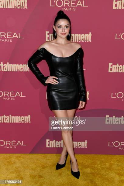 Ariel Winter attends the 2019 Entertainment Weekly PreEmmy Party at Sunset Tower on September 20 2019 in Los Angeles California