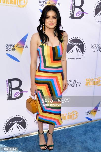 Ariel Winter attends the 2019 Kids In The Spotlight Awards at Paramount Pictures on November 02, 2019 in Los Angeles, California.