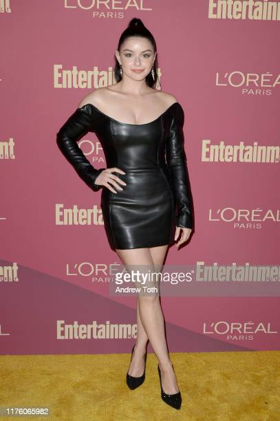 Ariel Winter attends the 2019 PreEmmy Party hosted by Entertainment Weekly and L'Oreal Paris at Sunset Tower Hotel in Los Angeles on Friday September...