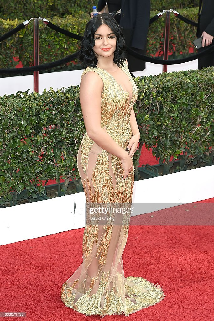 Ariel Winter attends the 23rd Annual Screen Actors Guild Awards at The Shrine Expo Hall on January 29, 2017 in Los Angeles, California.