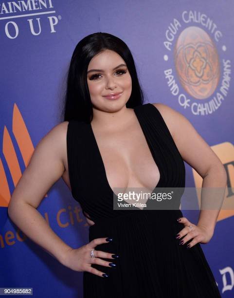Ariel Winter attends the 29th Annual Palm Springs International Film Festival Closing Night Screening of 'The Last Movie Star' Reception on January...