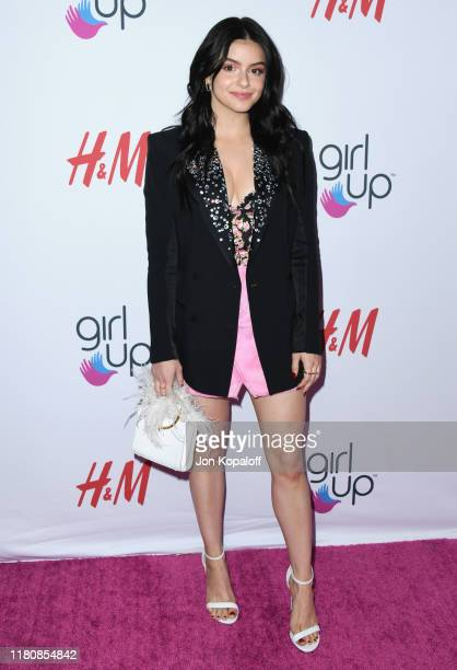 Ariel Winter attends the 2nd Annual Girl Up #GirlHero Awards at the Beverly Wilshire Four Seasons Hotel on October 13, 2019 in Beverly Hills,...