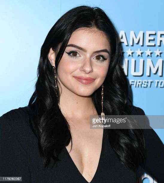 Ariel Winter attends the 9th Annual American Humane Hero Dog Awards at The Beverly Hilton Hotel on October 05, 2019 in Beverly Hills, California.