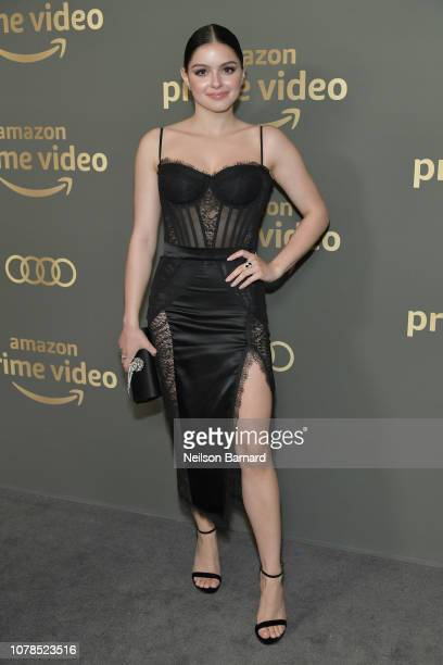 Ariel Winter attends the Amazon Prime Video's Golden Globe Awards After Party at The Beverly Hilton Hotel on January 6 2019 in Beverly Hills...
