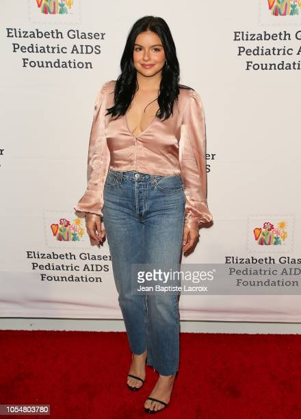 Ariel Winter attends the Elizabeth Glaser Pediatric Aids Foundation's 30th Anniversary 'A Time for Heroes' Family Festival held at Smashbox Studios...