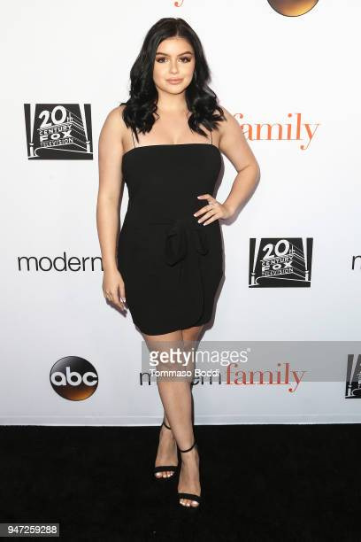 Ariel Winter attends the FYC Event For ABC's Modern Family at Avalon on April 16 2018 in Hollywood California