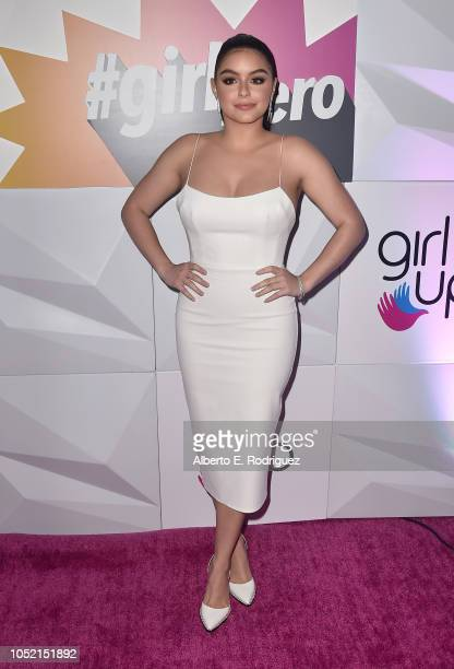 Ariel Winter attends the #girlhero Award Luncheon at SLS Hotel on October 14 2018 in Beverly Hills California