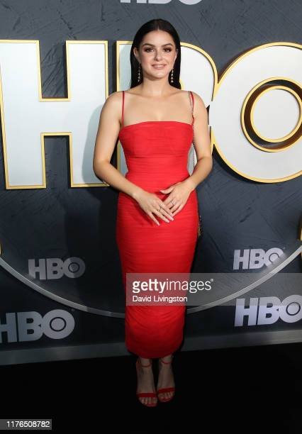 Ariel Winter attends the HBO's Post Emmy Awards Reception at The Plaza at the Pacific Design Center on September 22 2019 in Los Angeles California